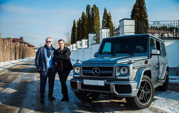Самая необычная коллекция авто Валерия Меладзе. Заглянем в гараж к известному исполнителю