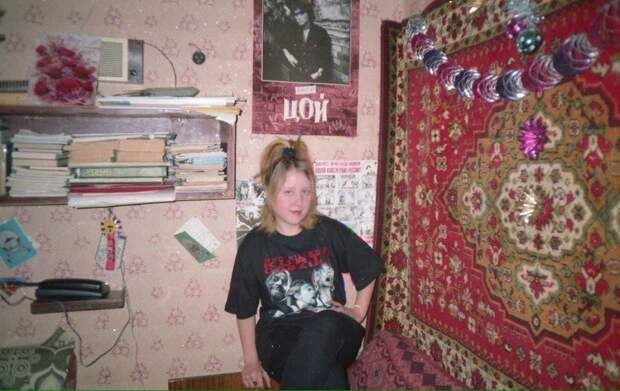 """""""Я у мамы Курт Кобейн"""" или нирваномания 90-х"""