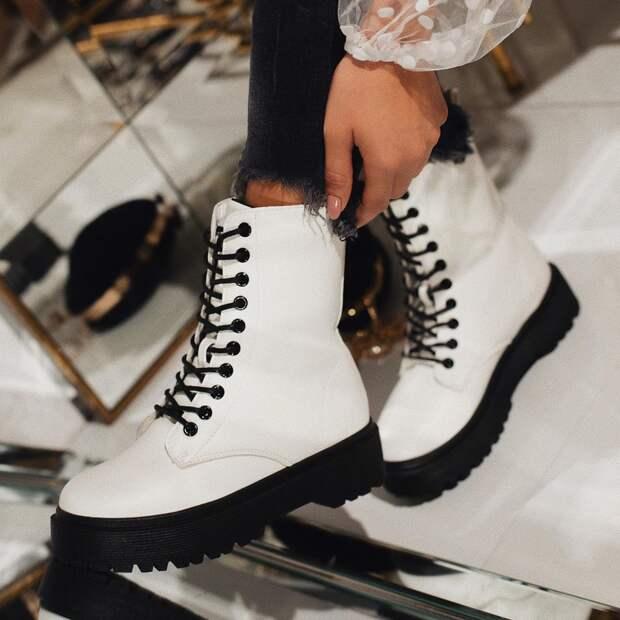Зимние ботинки 2020 фото 4