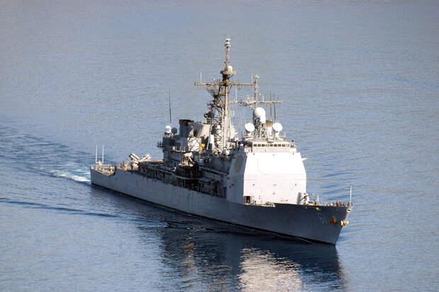 США заявили об изъятии российского оружия с судна в Аравийском море