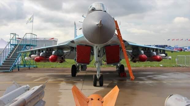 Ветеран индийских ВВС посоветовал Нью-Дели обратить внимание на МиГ-35