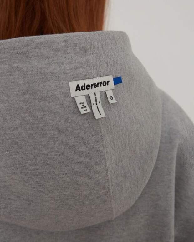Необычный лейбл ярлык у одежды