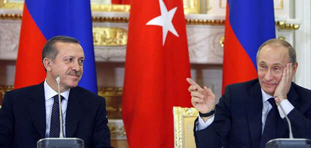 """Эрдоган к Путину """"приполз на коленях""""!"""
