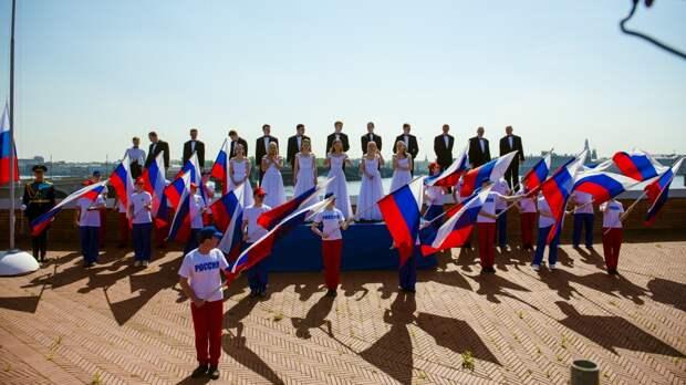 Мастера хореографии исполнят самый масштабный танец в День России