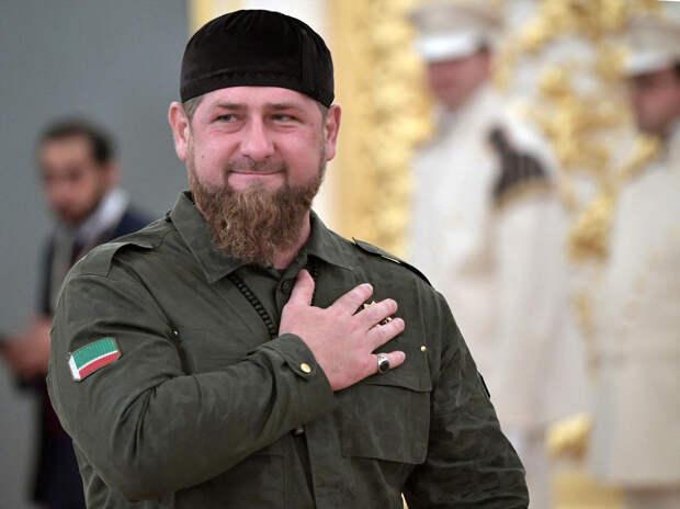 Рамзан Кадыров назван самым богатым руководителем региона