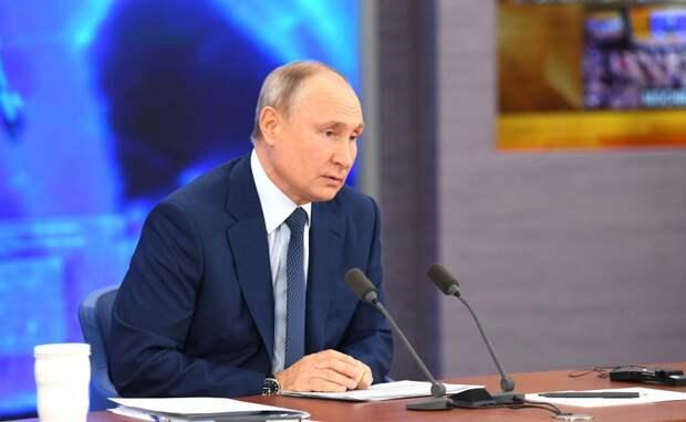 Путин поддержал инициативы по приоритетной газификации сельской местности