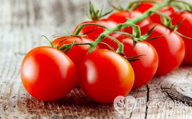 Свежие помидоры