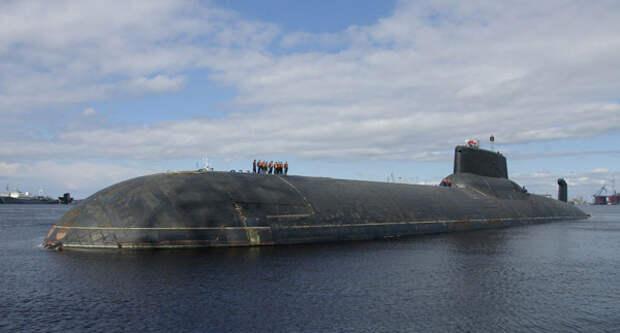 """""""Монстр"""": Российские атомные подводные лодки пугают американцев"""
