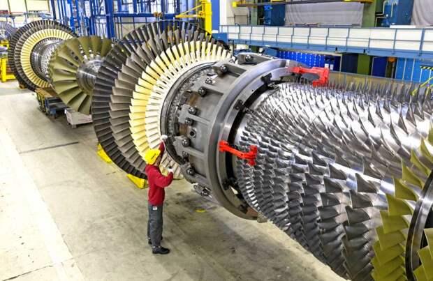 Агрегат на 180 МВт: Россия решила избавиться от «турбинной зависимости»