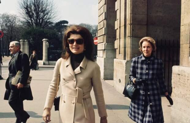 Жаклин Кеннеди. / Фото: www.fw-daily.com