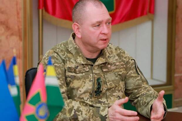 Украинские силовики испугались открыть огонь по российскому вертолёту