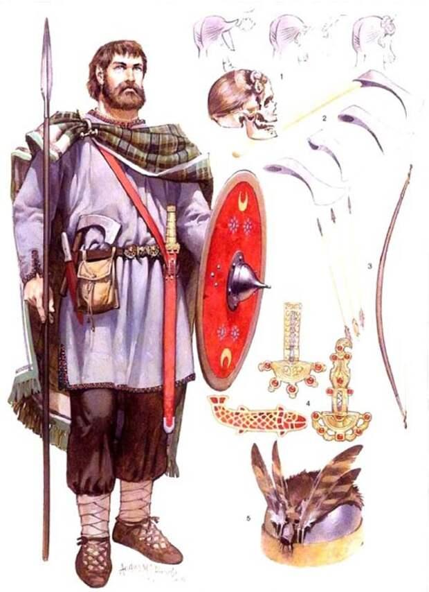 Буданова В. П. Готы в эпоху Великого переселения народов (9)