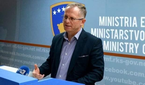 Косово заявило об отказе выполнять международные соглашения