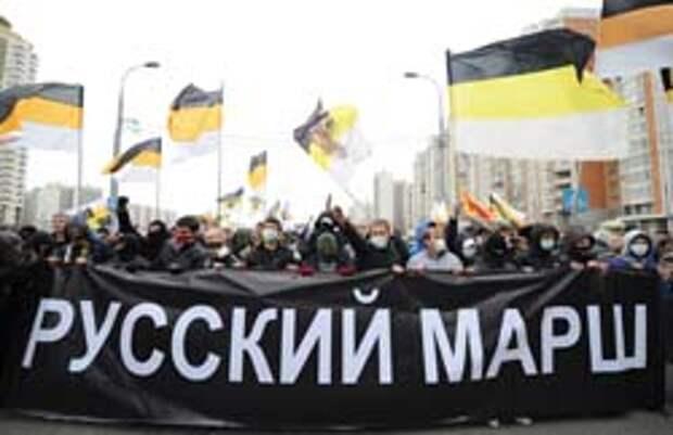 """Лидеры и организаторы """"болотного"""" движения, похоже, не примут участия в """"Русском марше"""", заявка на который уже подана в мэрию Москвы. Фото: РИА Новости"""