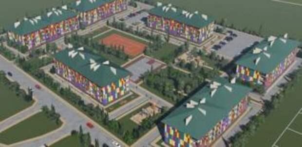 В Херсонской области собираются строить дома для крымских татар