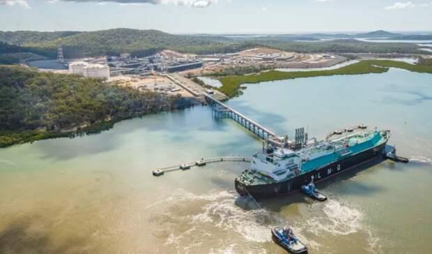 Китай пытается заставить импортеров сократить закупки СПГ вАвстралии