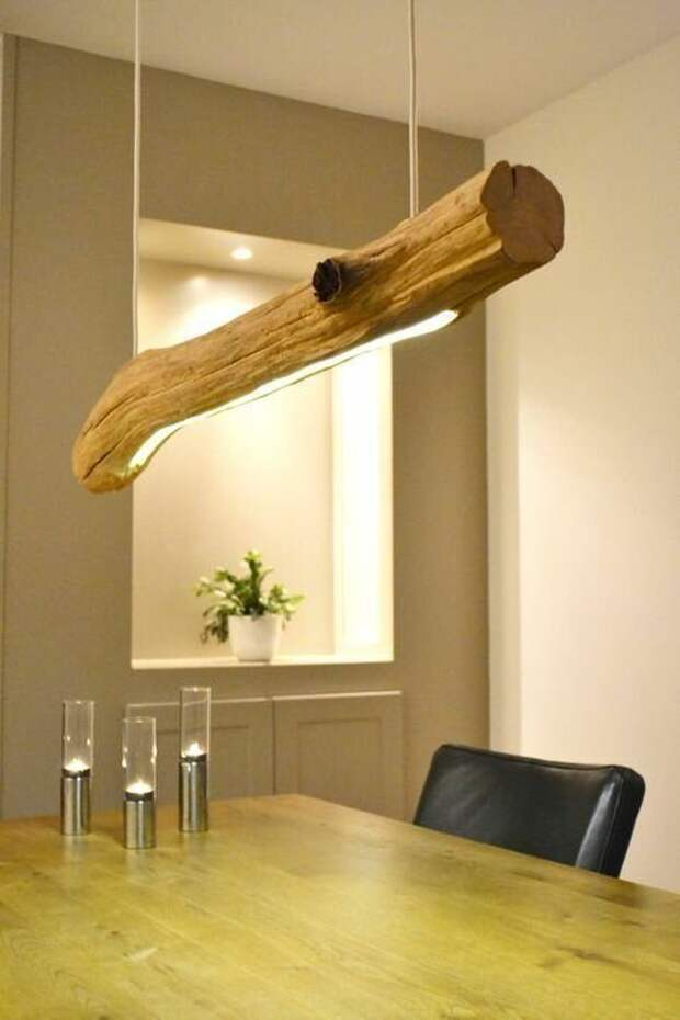 Самая простая мебель из дерева