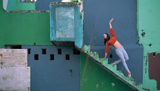 До слез: танцы на руинах Пуэрто-Рико