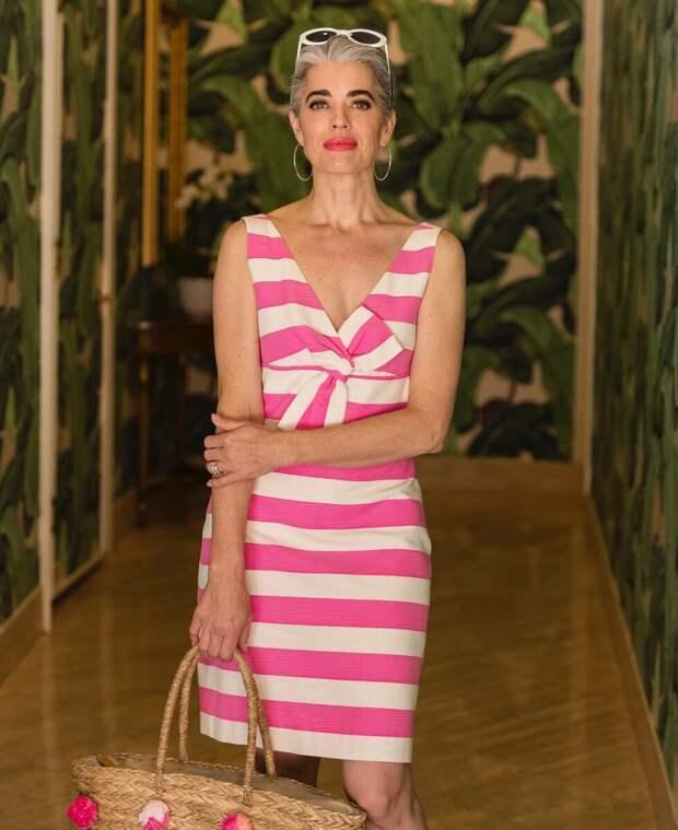 12 красивых моделей сарафанов, которые лучше всего носить женщинам 50 лет
