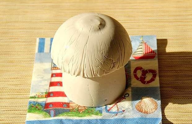 Декоративный гриб