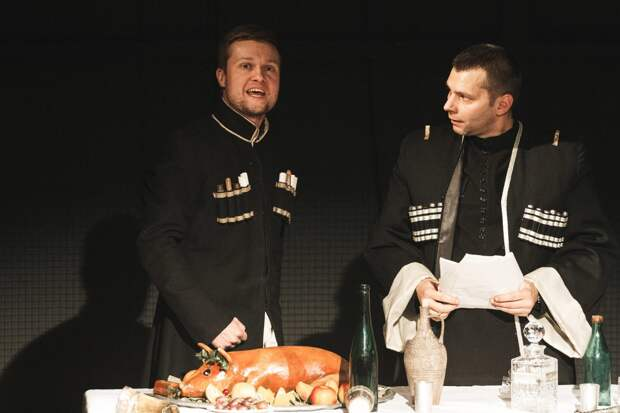 В Театре Армии поставили спектакли про Михаила Горбачёва и Лаврентия Берию