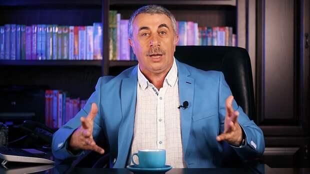 Доктор Комаровский рассказал, как вкаких фитнес-клубах ниже риск заразиться коронавирусом