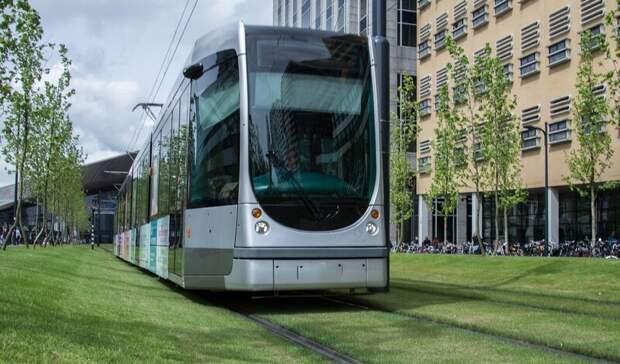 Жители Таганрога заявили, что в городе пытаются затянуть запуск новых трамваев