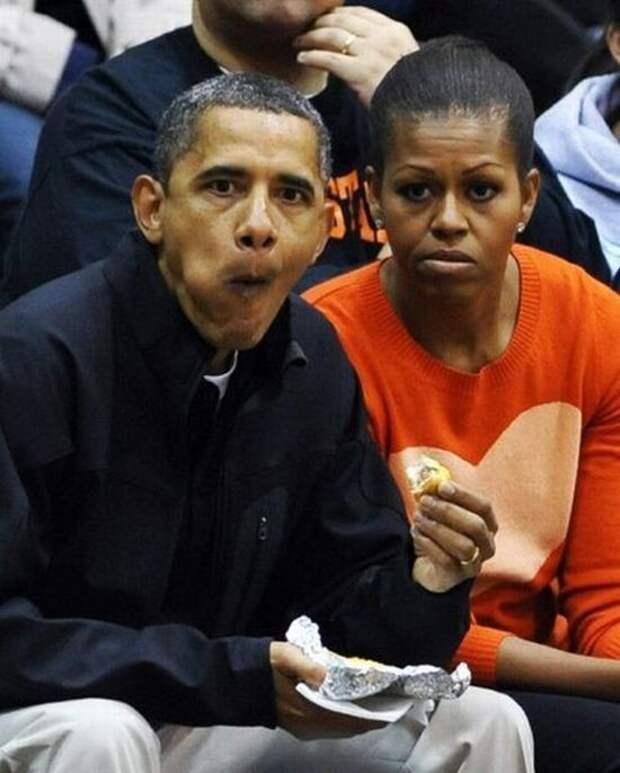 Смешные фото политиков (18 фото)