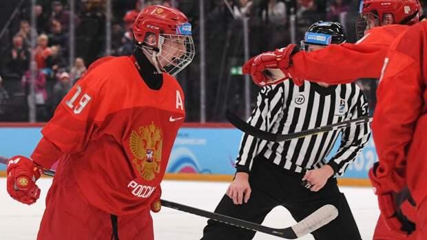 Наставник юниорской сборной России поделился эмоциями от выхода в финал ЮЧМ