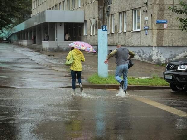 В Забайкалье ожидается дождь 10 мая