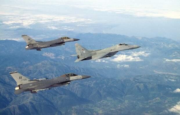 Ветеран ВВС США о МиГ-29: уже тогда он был грозным противником