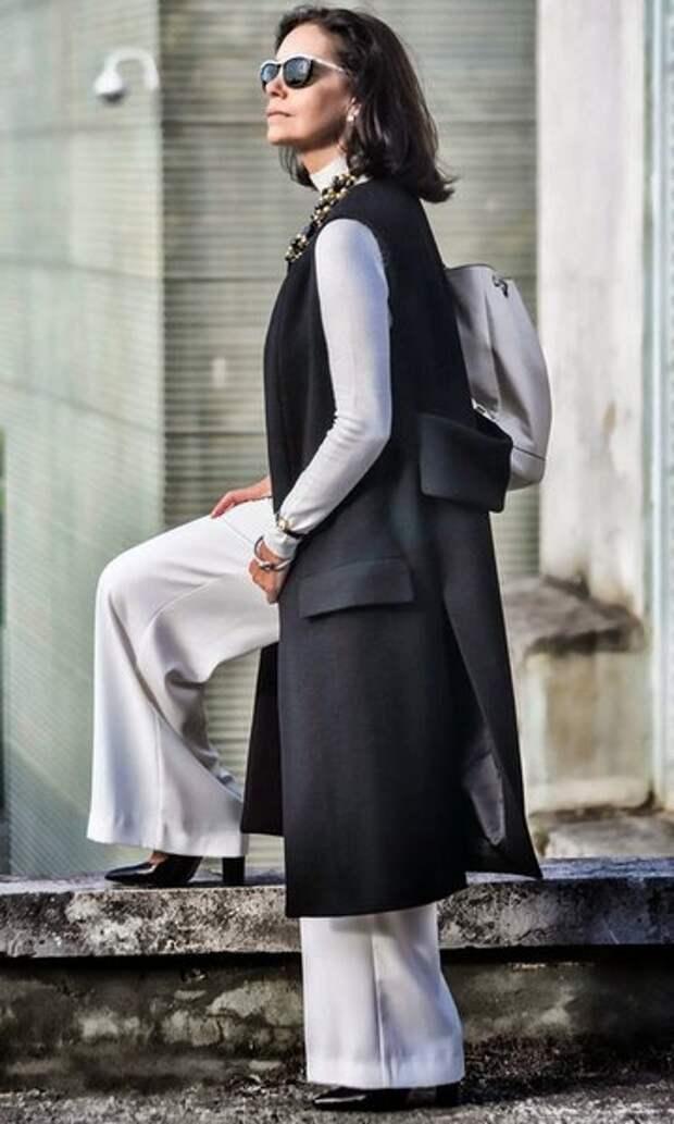 Мода 2019 для женщин 50 + лет