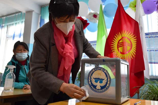 ЦИК Киргизии признал итоги выборов недействительными