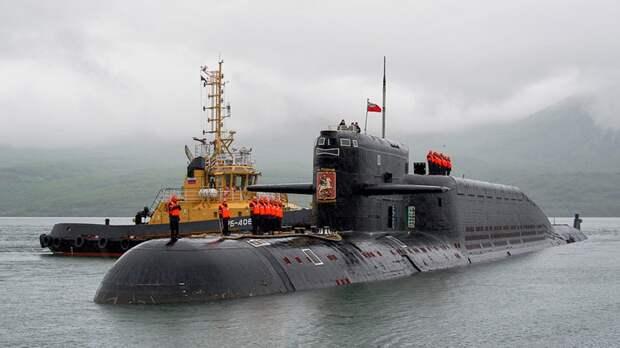 ВМФ РФ к 2030 году выведет из боевого состава советские субмарины нескольких проектов