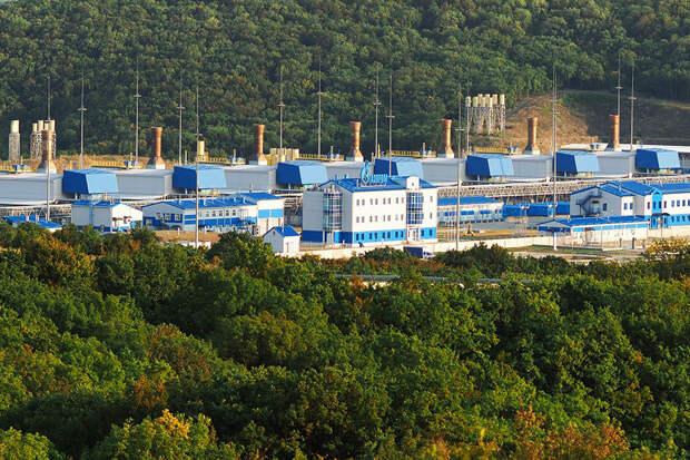 """""""Газпром"""" озвучил данные по добыче и поставкам газа в 2021 году"""