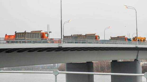 В столице появится девять новых мостов