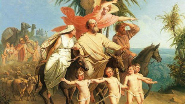 Библейский персонаж Авраам может быть реальным человеком