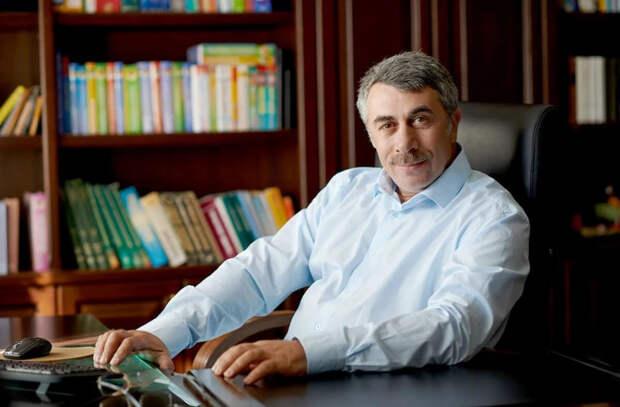 """Комаровский рассказал, как защитить ребенка от штамма """"Дельта"""""""