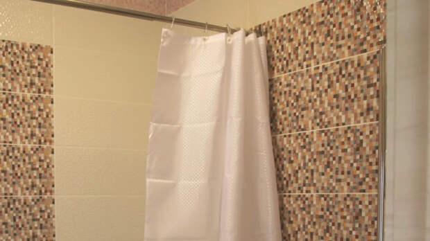 Никогда не ставьте стекло в ванной комнате, чтобы не нажить проблем