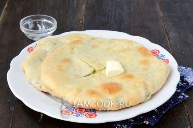 Рецепт лепёшки Давонджин
