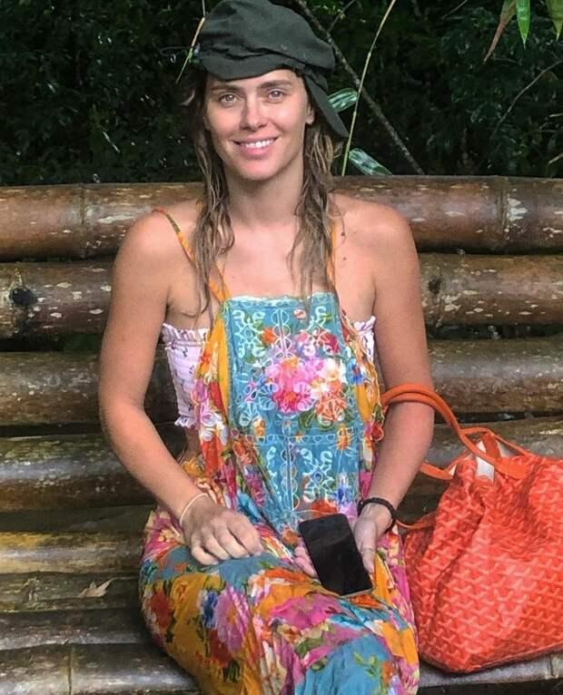 Бразильская красотка из 90-ых Каролина Дикманн.