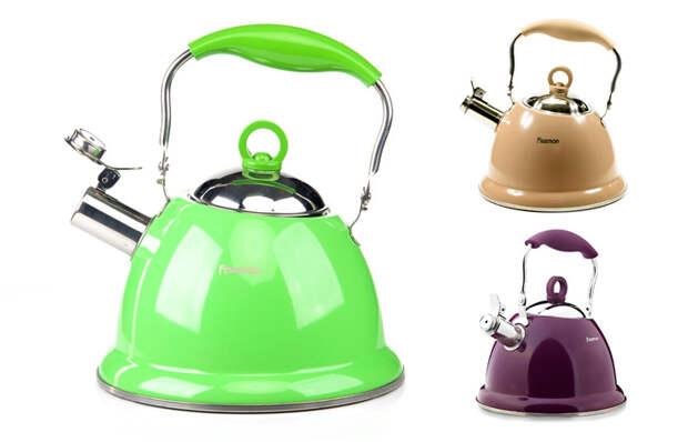 Посуда FISSMAN: чайник для кипячения воды FLORENCE.