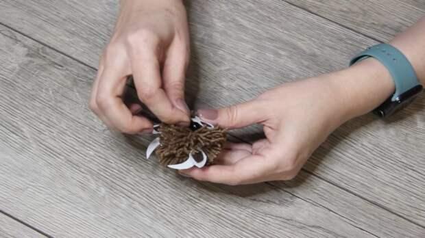 Бычок из пряжи — символ 2021, который сделает даже ребенок