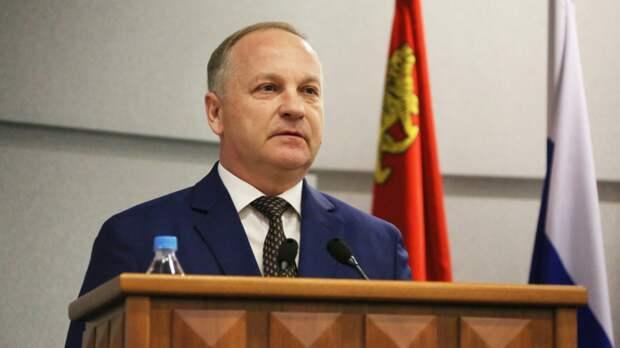 Мэр Владивостока покидает свой пост