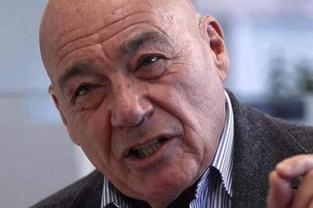 «Замшелый коммунист в худшем виде»: Познер оскорбил режиссёра Бортко