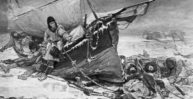 Какие экспедиции загадочно пропали
