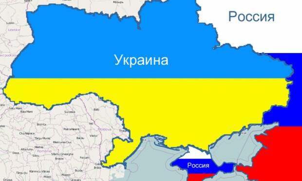 Украина признала ошибкой блокады Крыма и Донбасса