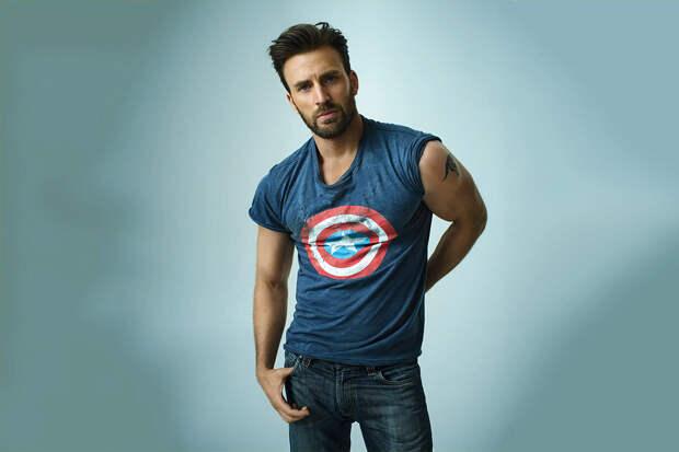Крис Эванс —программа тренировок. Как накачался Капитан Америка?