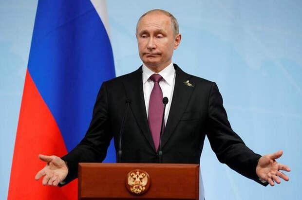 О катастрофе с Путиным