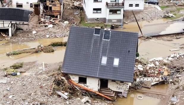 Разрушительные наводнения в Западной Европе: как минимум 47 погибших